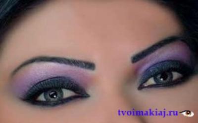 макияж-восточных-женщин