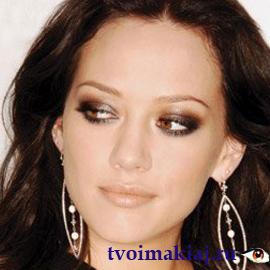 макияж-карих-глаз-на-каждый-день