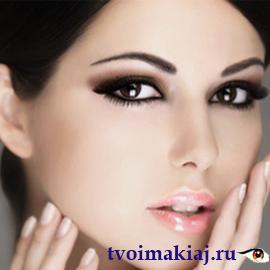 особенности макияжа глаз для жгучих и знойных брюнеток