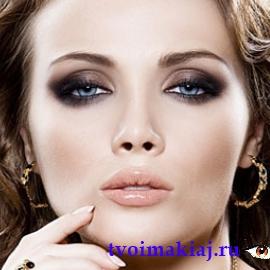 макияж для выразительности глаз
