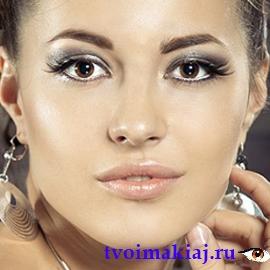 макияж для женщин с нависшим веком
