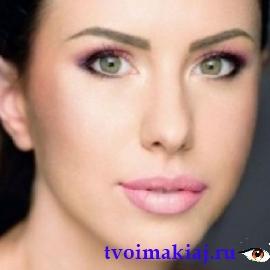 макияж для круглых маленьких глаз