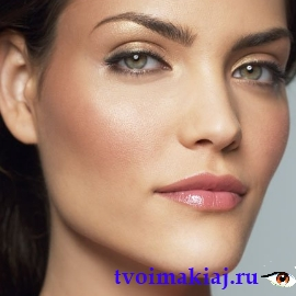 какой макияж подходит для зеленых глаз
