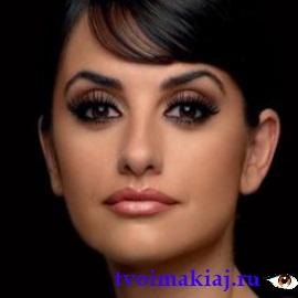 макияж глаз для брюнеток фото