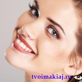 макияж для красивых сероглазых девушек