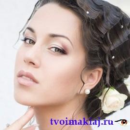 свадебный макияж для азиатских глаз