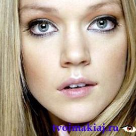макияж для широко посаженных глаз фото