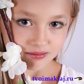 макияж для девочек фото
