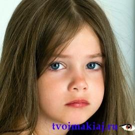 макияж для девочек 11 лет