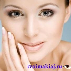 макияж для жирной кожи