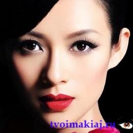 макияж для китаянок фото