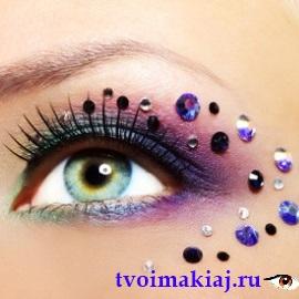 макияж для клубных танцев фото
