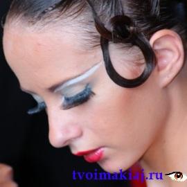 макияж для танцев