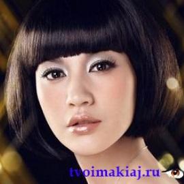 макияж китаянок
