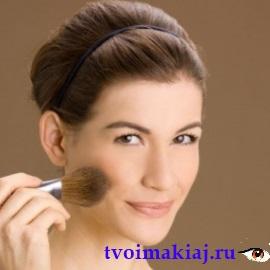 макияж кожи фото