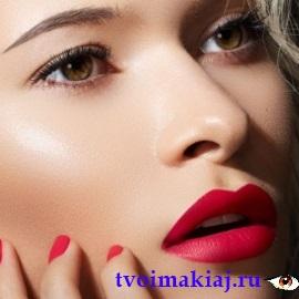 перманентный макияж лица