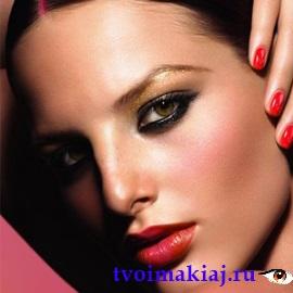 Givenchy макияж фото 1