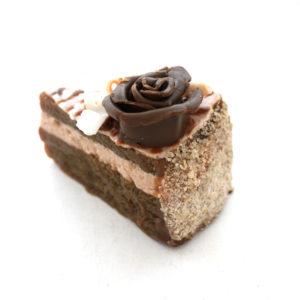 Мыло сувенирное Тортик Три Шоколада