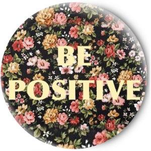 Одностороннее зеркальце Be positive