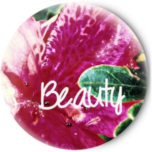 Одностороннее зеркальце Beauty