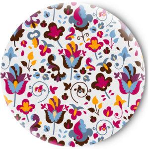 Одностороннее зеркальце Floral