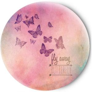 Одностороннее зеркальце Fly away