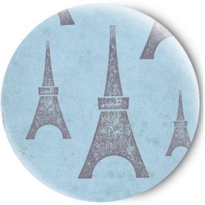 Одностороннее зеркальце Paris grey