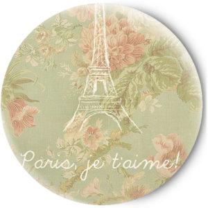 Одностороннее зеркальце Paris, je t`aime