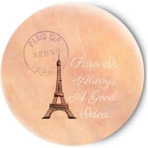 Одностороннее зеркальце Paris_good idea