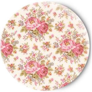 Одностороннее зеркальце Rose pattern