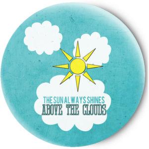 Одностороннее зеркальце Sun always shines
