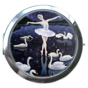 ЗЕРКАЛЬЦЕ ОДНОСТОРОННЕЕ «Балерина»